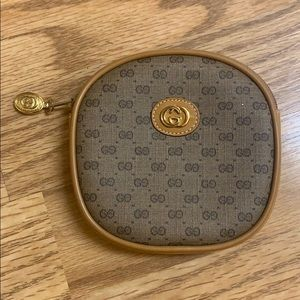 Vintage Authentic Gucci Pouch
